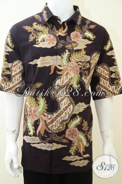 Baju Batik Pria Ukuran Besar Keren Batik Tulis Big Size