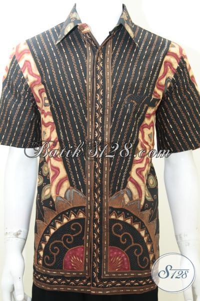 Baju Batik Elegan Eksklusif Untuk Pria Mapan Berprestasi