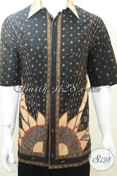 Hem Batik Tulis Solo Istimewa Untuk Orang Gemuk, Baju Batik Ukuran XXL Tetap Trendy Dan Modis Setiap Hari