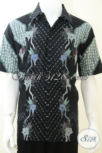 Kemeja Batik Pria Tulis Warna Hitam Ld110t Bed Mattress Sale