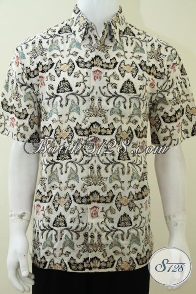 Baju Batik Elegan Berkelas Eksklusif Motif Klasik Wahyu Tumurun