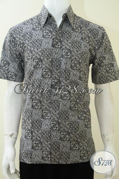 Baju Batik Pria Toko Bagus Kualitas Bahan Halus Jahitan