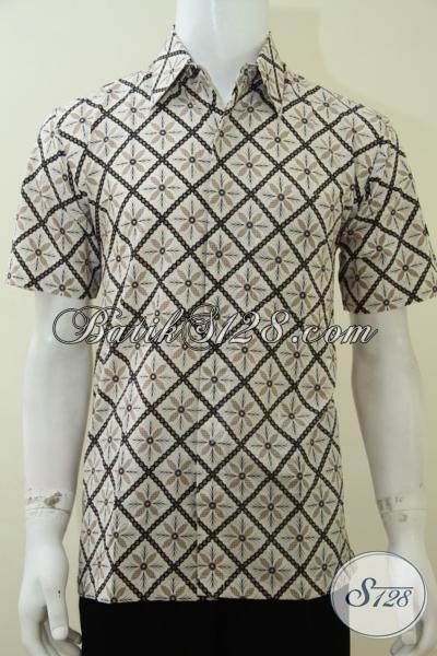 Baju Batik Pria Murah Dijual Online Bagus Tidak Luntur [LD2050P-L]