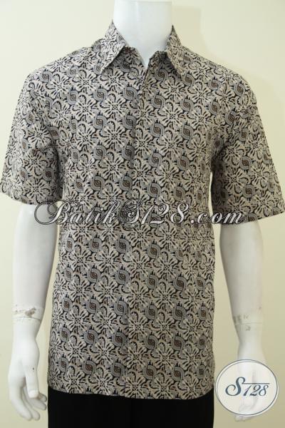 Jaul Baju Batik Murah Solo Online Kualitas Bagus [LD2063P-L]
