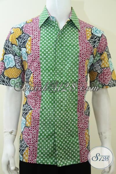Model Baju Kemeja Batik Terbaru Saat Ini Untuk Pria Dewasa