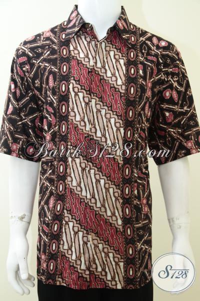 Baju Pria Ukuran Jumbo 3l Batik Elegan Eksklusif Dijual