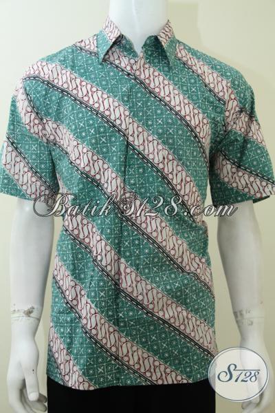 Baju Pria Batik Untuk Kerja Kantor Dan Hangout [LD2194C-M]