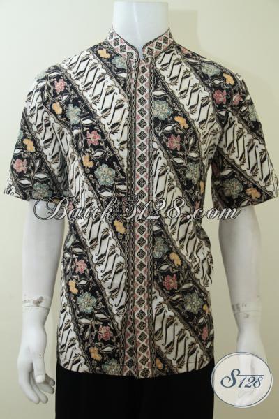 Toko Batik Online Paling Lengkap, Jual Kemeja Batik Koko Muslim Persiapan Lebaran Tahun Ini, Size L