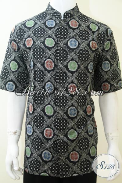 Batik Koko Pria Untuk Orang Gemuk Keren Elegan Stylish