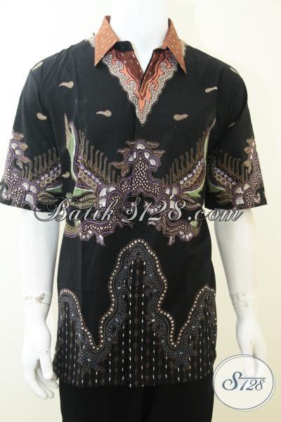 Baju Batik Ukuran XXL Untuk Laki-Laki Gemuk Bisa Tetap Exist Dan Percaya Diri, Batik Tulis Solo Mewah Berkelas