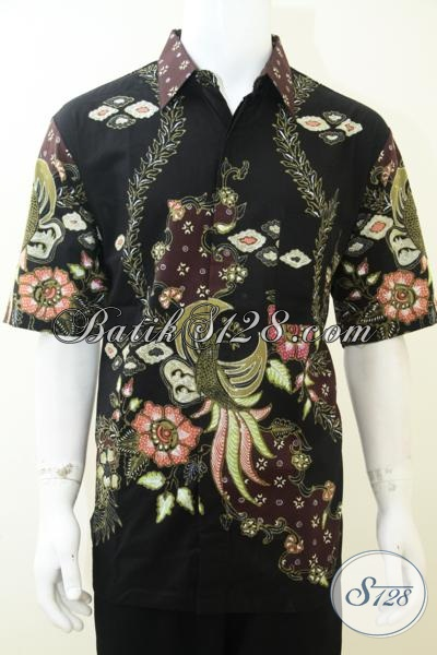 Baju Batik Pria Ukuran Gede Cowok Gemuk Elegan Keren