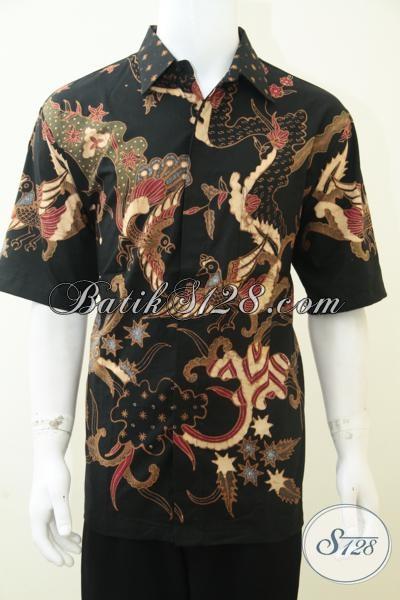 Baju Batik Ukuran Besar Jumbo Batik Tulis Laki Laki