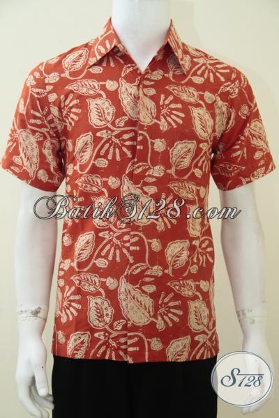 Batik Bagus Pria Harga Murah Berkualitas Ld2332c M