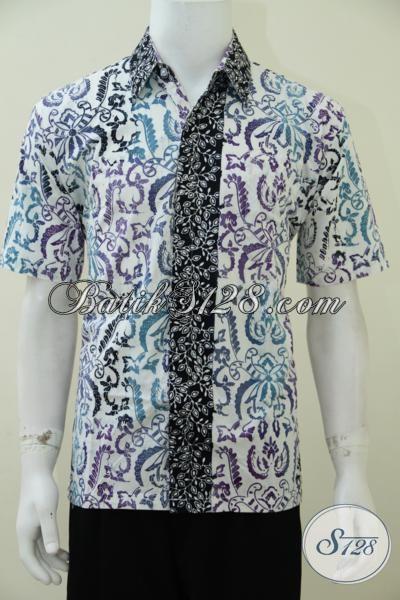 Baju Batik Solo Dengan Sentuhan Motif Modern Sangat Cocok Untuk
