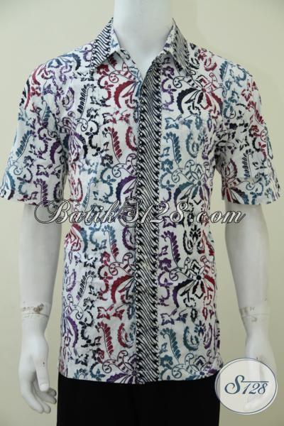 Baju Batik Pria Elegan Mewah Berkelas Harga Terjangkau