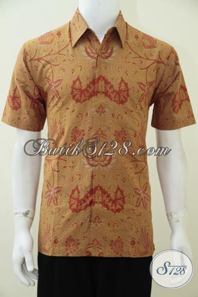 Kemeja Batik Printing Kwalitas Bagus Dan Halus, Baju Batik Formal Tampil Elegan Harga Murah Meriah, Size M – L – XL