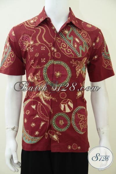 Distro Batik Online Terlengkap Di Solo, Sedia Kemeja Batik Tulis Motif Trend Anak Muda Terkini Lebih Simple Keren Dan Gaul, Cocok Untuk Baju Lebaran, Size M