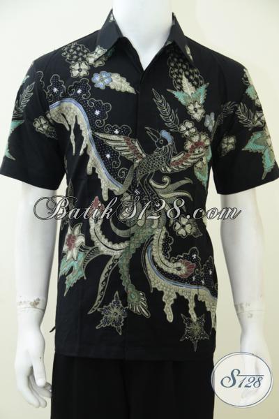 Tempat Belanja Busana Batik Online Lengkap Dan Murah, Sedia Baju Batik Tulis Klasik Modern Bagus Harga Murah [LD2446T-M]