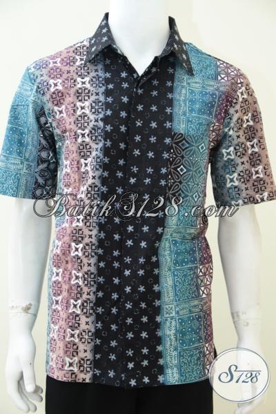 Batik Gradasi Pakaian Anak Muda Gaul Dan Modis Kemeja Batik