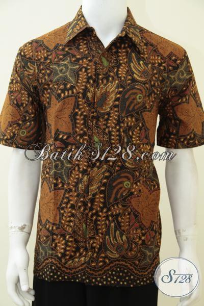Agen Pakaian Batik Klasik Untuk Cowok Sedia Kemeja Batik Terbaru