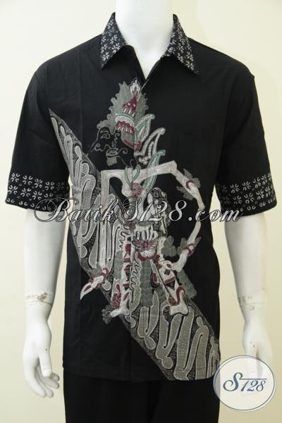Koleksi Terbaru Toko Batik Online Baju Batik Wayang Motif