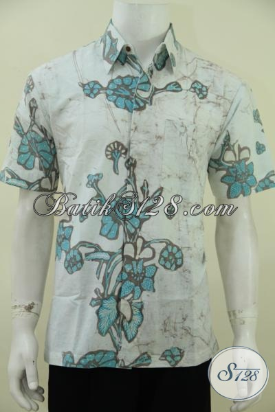 Busana Batik Trendy Pria Muda Dan Dewasa Dengan Motif Unik Simple Terlihat Lebih Keren Dan Fashionable, Baju Batik Cap Tulis Kemewahan Dalam Keterjangkaun [LD2754CT-M]