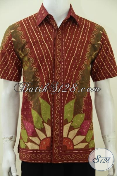 Agen Baju Batik Tulis Asli Solo Sedia Kemeja Batik Terbaru