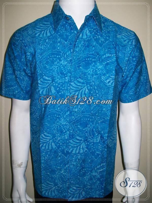 Baju Batik Modern Remaja Pria Terbaru, Ukuran XL