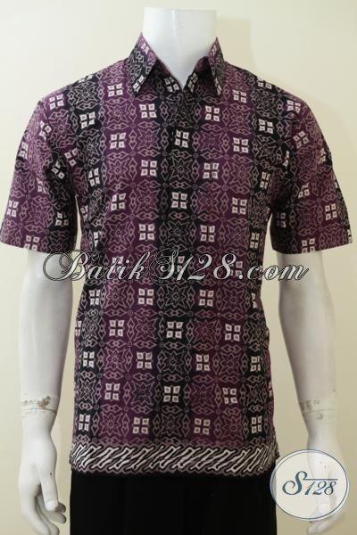 Distro Aneka Pakaian Batik Online Terlengkap, Sedia Pakaian Batik Pria Muda Masa Kini Tampil Modis Berkelas, Size M