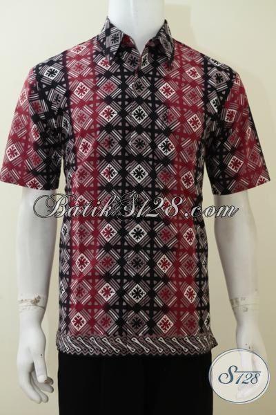 Beli Busana Batik Online Aman Dan Terpercaya, Toko Pakaian batik Solo Paling Lengkap Dan Up To Date Untuk Memenuhi Kebutuhan Fashion Batik Pria Dan Wanita Karir Dengan harga Terjangkau  [LD3124CT-M]