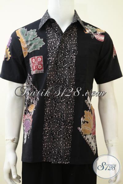 Baju Batik Anak Muda Dan Pria Dewasa Trend Masa Kini, Kemeja Batik Trendy Berbahan Halus Dan Lembut Berpadu Motif Keren Sempurnakan Penampilan Sehari-Hari [LD3220CT-S]