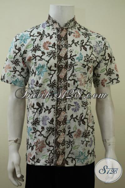 Baju Batik Modern Untuk Anak Muda Dan Pria Dewasa Hem Batik Kerah