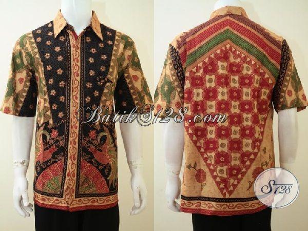 Baju Batik Pria Ukuran Xxl Big Size Untuk Laki Laki