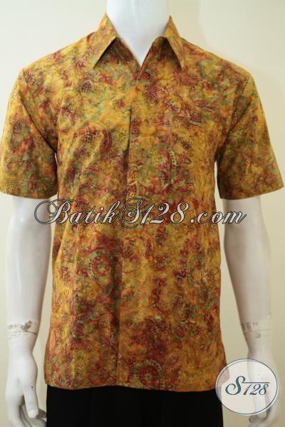Jual baju batik pria muda untuk kerja kantor kuliah dan Jual baju gamis untuk pria