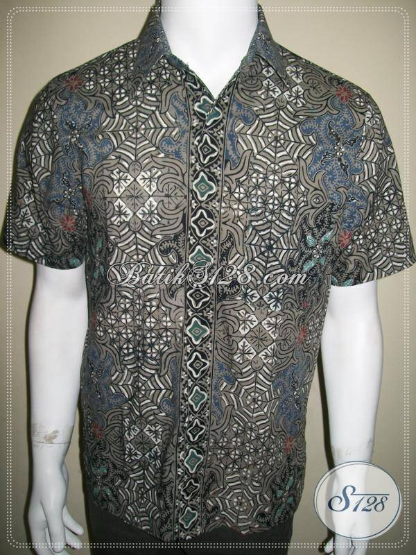 Toko Baju Batik Pria Solo Online Kemeja Batik Cap Ukuran