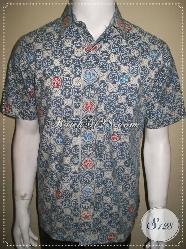 Kemeja Batik Pria Untuk Kerja Kantor, Batik Pegawai Dan Karyawan