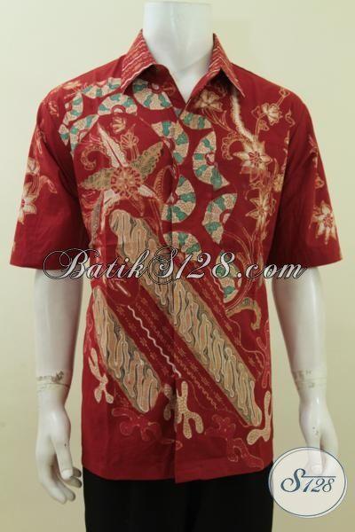 Pusat Baju Batik Bagus Pria Model Terbaru Asli Batik
