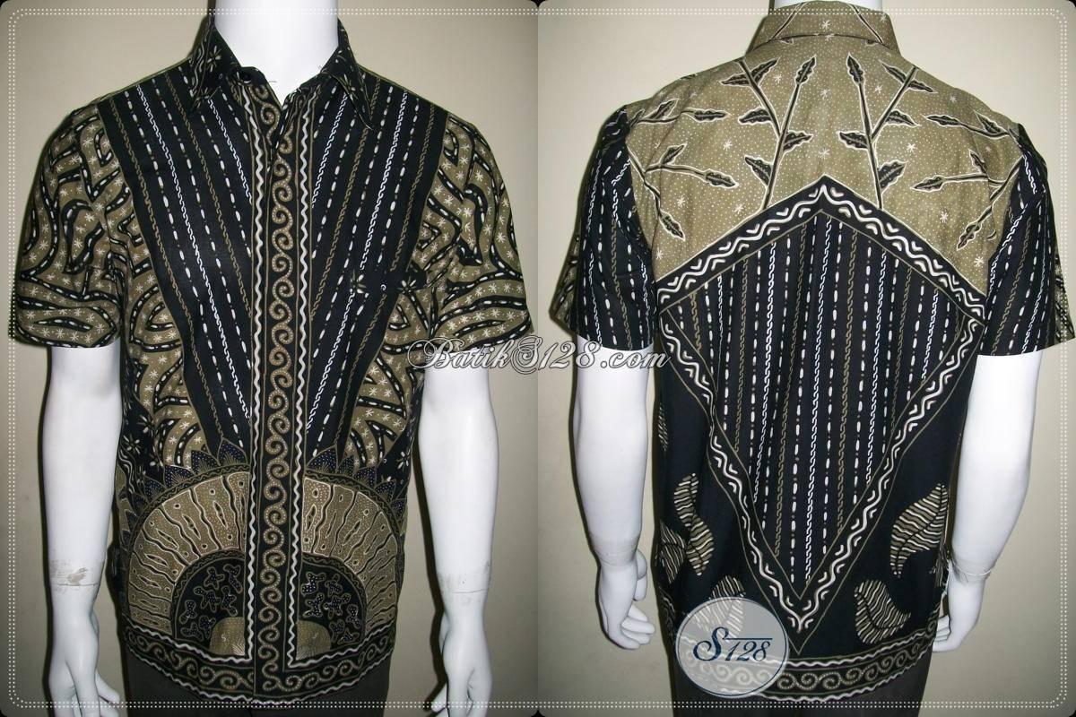 Baju Batik Pria Ukuran Kecil Small Unik Menarik Elegan