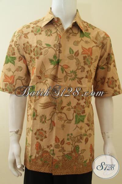 Baju Batik Pria Ukuran Besar Size 4l Super Jumbo Big