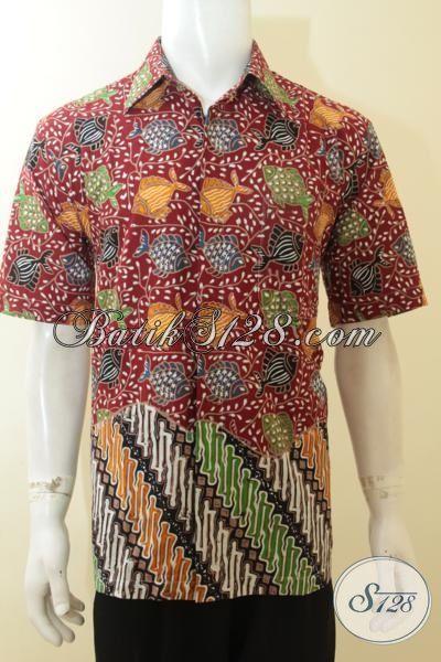 Toko Pakaian Batik Online Paling Lengkap, Baju Batik Halus Keren Buatan Solo, Lelaki Bisa Tampil Lebih Gagah Dan Tampan, Size L