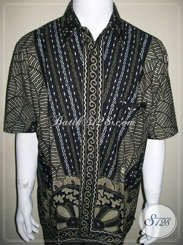 Batik Pegawai / Karyawan Kantor, Batik Tulis Modern Motif Unik - Baju ...