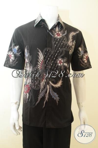 Online Shop Batik Pria Paling Lengkap Dan Murah, Agen Batik Solo Kwalitas Terbaik Dengan Koleksi Trend Mode 2015 Untuk Pria Muda Dan Dewasa [LD3967T-L]