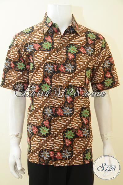 Baju Batik Keren Untuk Pria Aktif Model Baju Batik
