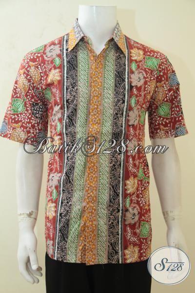 Hem Batik Elegan Pria Muda Pakaian Batik Paling Trendy