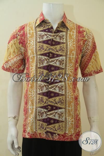 Baju Kemeja Batik Paling Di Minati Pria Muda Busana Batik