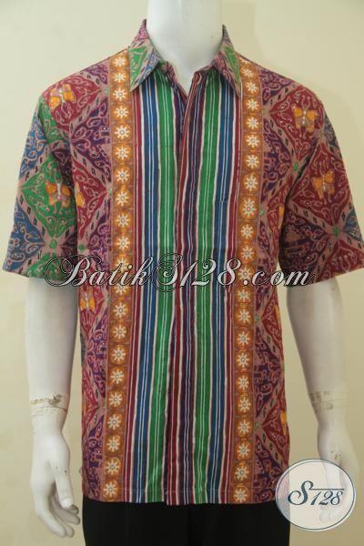 Penjual Baju Batik Online Sedia Kemeja Batik Jawa Tengah