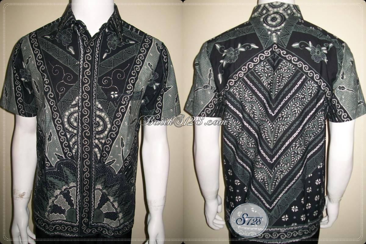 Baju Batik Pria Ukuran S Keren Cocok Untuk Dipakai
