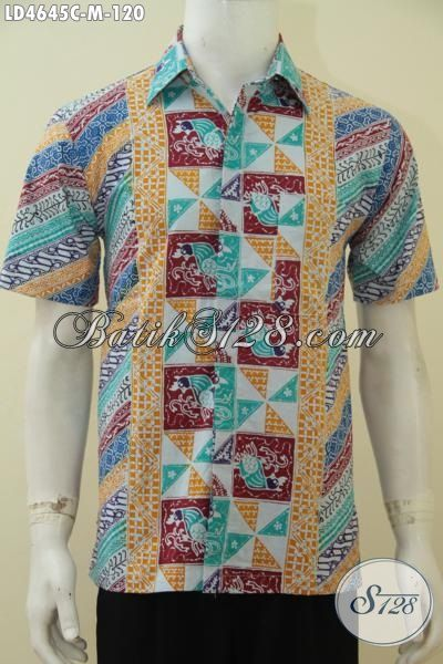 Batik Hem Gaul Kawula Muda Model Terbaru Baju Santai