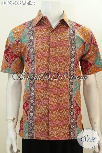 Toko Baju Batik Online Pilihan Terlengkap, Busana Batik Jawa Tengah Kwlaitas Halus Motif Trendy Harga Terjangkau Proses Cap Tulis, Size M