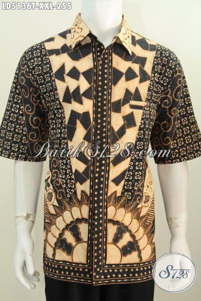 Pakaian Batik Kwalitas Premium Ukuran Jumbo Baju Batik 3l